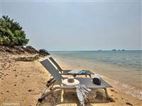 Some of our luxury Thailand villas with extra such as an almost private beach, a private cinema, yoga platform, a muay thai boxing ring and more.