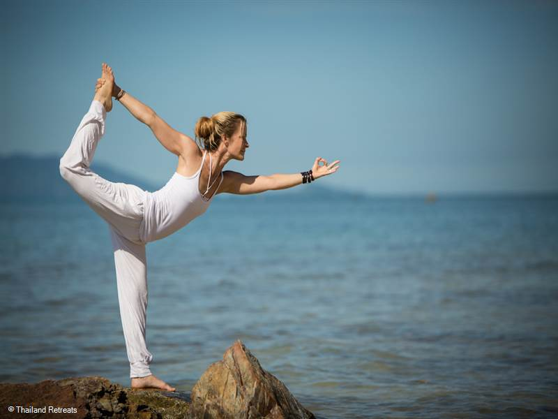 Practice Yoga in Koh Samui - daily classes or at your private Koh Samui Villa