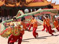 Chinese New Year Celebrations in Koh Samui