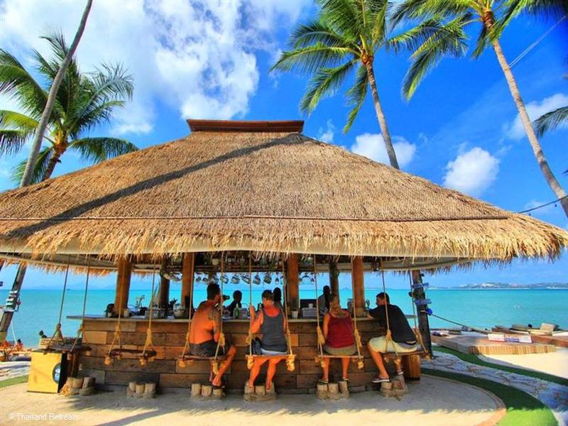 5 great bars and restaurants to check out during your holiday in Koh Samui