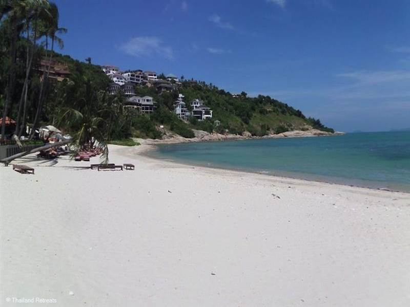 A recommendation of 5 of the peaceful beaches in Koh Samui that you will find off the beaten track and away from the crowds