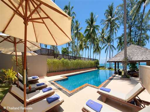 "<p>Baan Ora Chon is a stunning luxury Koh Samui beach villa with private chef located directly on the soft white sands of the west facing south end of&nbsp; Lipa Noi beach. Swimming pool with swim up bar, views over the famous 5 islands. Popular wedding villa.<span style=""color: #000080;"">&nbsp;Baan Ora Chon offers nightly rates for 2,3,4,5 or 6 bedroom occupancy with exclusive use of the villa (certain seasons)</span>.</p>"