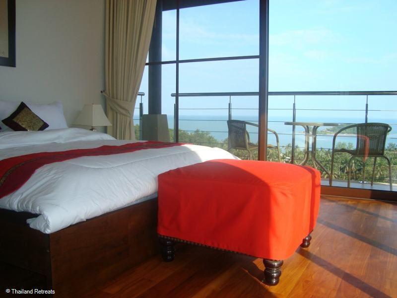 Frangipani Sea View Villa