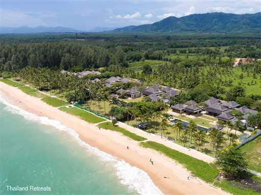 "<p>Jia Villa is of contemporary design situated on the beach in Phang Nga. Features a snooker room with cinema screen, family room and infinity pool with a shallow pool for children.</p>  <p><span style=""color: #0000ff;"">Wedding Venue - Max 150 guests</span></p>"