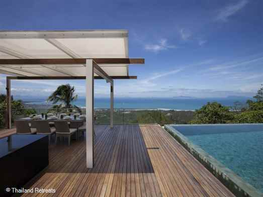 <p>Villa Zest is a contemporary and stylish villa with fantastic views. Children's play room &amp; outside play area. Has private swimming pool and fully equipped gym.</p>