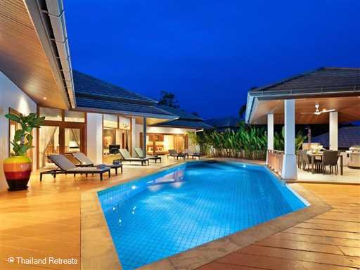 Mai Tai is a lovely villa walking distance of Choeng Mon beach and village. Open plan living area, private swimming pool and sala. Great for a Koh Samui family holiday. Fishermans Village at Bophut  10 minutes away and the lively town of Chaweng 10 minutes in the other direction.