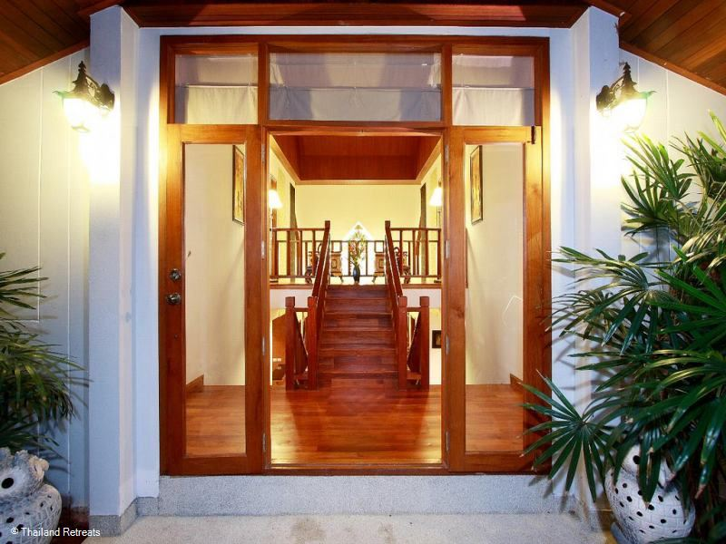 Patong Hill Villa - 5 bed