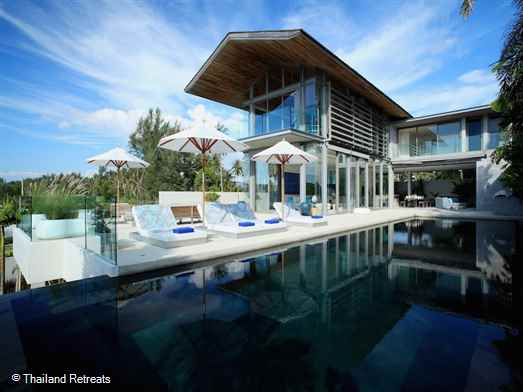 <p>Sava Villa Aqua is a chic and stylish second line beach villa situated on unspoilt Natai Beach in beautiful Phang Nga north west of Phuket with a range of contemporary facilities for tropical indoor/outdoor luxury living.</p>