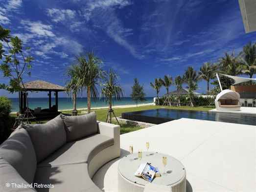 "<p>Sava - Villa Tievoli is a stunning villa blending indoor and outdoor living perfectly. Situated on the lovely Natai beach in Phang Nga just north west of Phuket. Offers rates for 4 bedroom and 7 bedroom occupancy.</p>  <p><span style=""color: #0000ff;"">Wedding Venue -Max 120 guests</span></p>"
