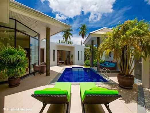<p>Tongsai Grove is a stand alone villa within a short walking distance of Choeng Mon beach and village 10 Minutes drive to Fisherman&rsquo;s village and the Chaweng nightlife.</p>