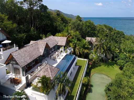 <p>Villa Chan Grajang is a 6 bedroom all ensuite stunning luxury contemporary design Phuket villa located on the exclusive Ayara Estate on the poplar west coast of Phuket. The villa boasts panoramiic views a 22m infinity edge swimming pool, games room, movie room and gym.</p>