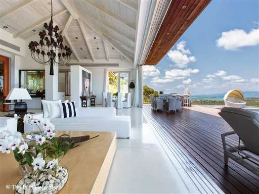 <p>Villa Michaela is an exquisite Koh Samui villa with an amazing sea view and top class service. Magnificent swimming pool , a spa, a private cinema and fabulous al fresco relaxing and entertaining area. Offers rates for 2 bedroom, 3 bedroom and 5 bedroom occupancy.</p>