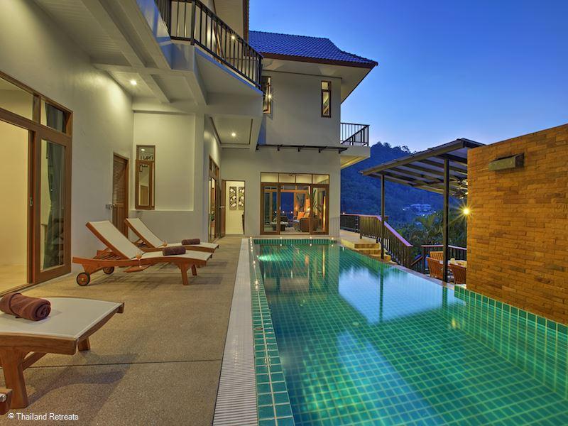 Patong Hill Villa 8