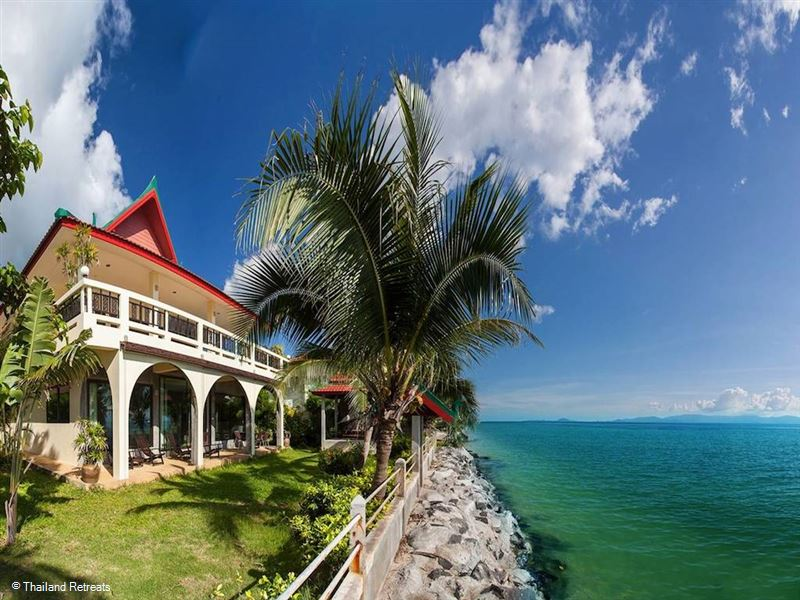 Charu Bay Villa