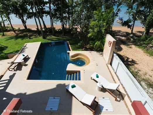 Amatapura Villa 15 is a four bedroom luxury villa located in a high end beachfront development just a short distance away from Ao Nang beach, shops and restaurants.