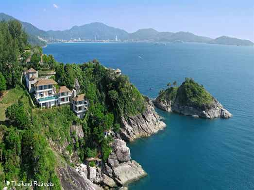 <p>Villa Minh is an awe-inspiring luxury Phuket villa situated on the Kamala headland - one of the most exclusive locations on the famed millionaire's mile.</p>