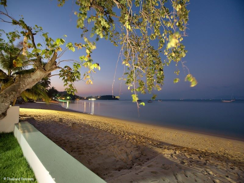 Samui Beautiful Beach Villas