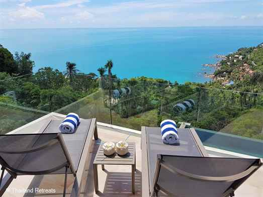 <p>The Calvie is a modern sophisticated Koh Samui villa conveniently located in the hills above Chaweng Noi beach and close to the lively town of Chaweng. The villa has stunning sea views and is family friendly.</p>