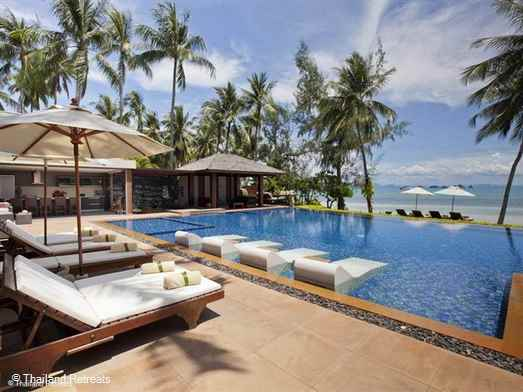 "<p>Chai Talay Villas comprises of 3 luxury fully staffed high end beachfront villas with up to 20 bedrooms available located on sunset facing Lipa Noi Beach. Ideal for Weddings, Celebrations,Yoga Retreats, Corporate Venue, Fitness Camps etc. <span style=""font-size: 10pt; color: #000080;""><strong>Reduced rates for&nbsp;4-16 bedroom occupancy.&nbsp;</strong></span></p>"