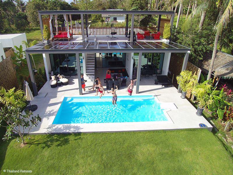 Bliss Villa Madeva