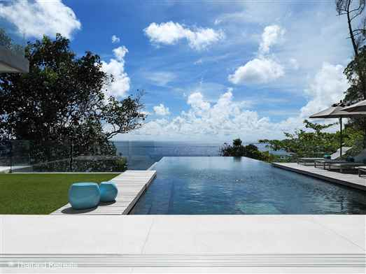 "<p>Villa Amanzi is an award winning designer villa with cutting edge elegance embracing the indoor-oudoor living concept. Stunning Ocean views. An inspiring luxury holiday retreat</p>  <p><span style=""color: #0000ff;"">Wedding Venue- 40 guests max</span></p>"