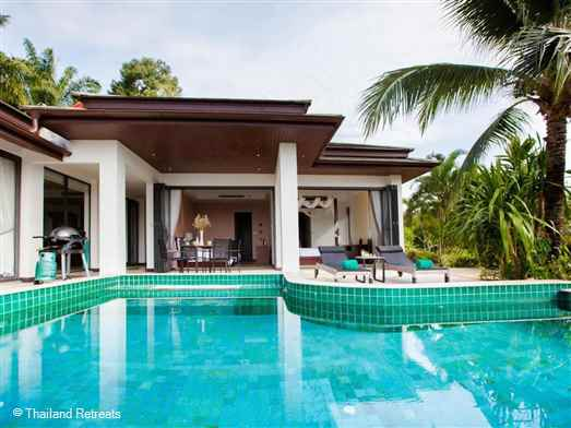 <p>Baan PhuKhao is a light and airy 3 bedoom sea view villa villa located in the family friendly and upmarket Klong Muang Beach area of Krabi and hosts one of the best beaches in Krabi.</p>