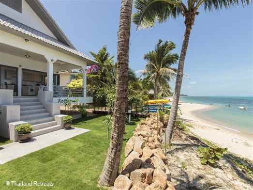 <p>Tamarind Beach House is a little bit of paradise on the palm fringed beach of Bang Por&nbsp; on the up &amp; coming north west coast of Koh Samui. This well maintained Beach House is perfect for a couple or a small family</p>