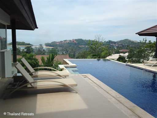 <p>Villa Belle at Horizon Villas is a 5 bedroom luxury villas offering beautiful views over Choeng Mon Bay. A secure gated development with on site gym and tennis court&nbsp;</p>