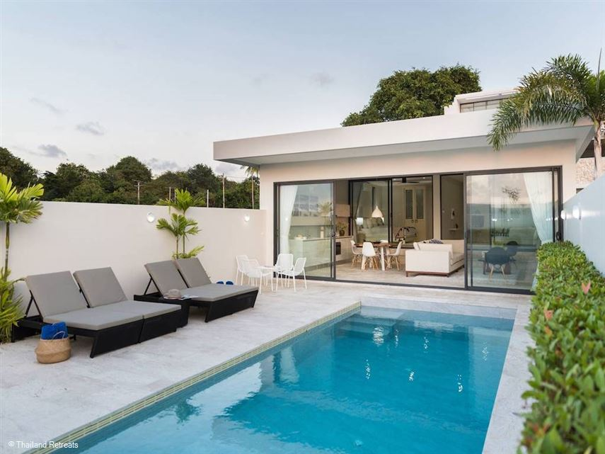 Villa Saam at Skye Beach Villas