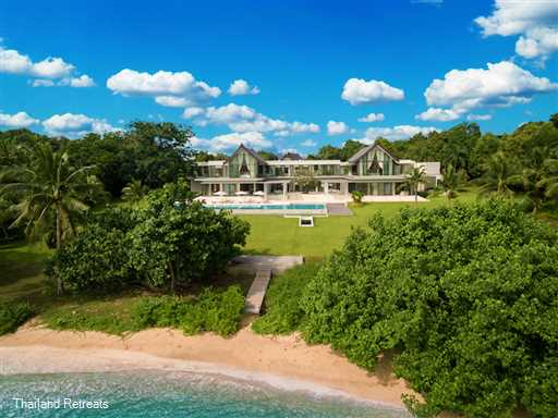 <p>Villa Verai is a 6 bedroom chic and luxurious beachfront villa offering contemporary glamour in a modern minimalist style. The 4500sqm indoor and outdoor living space provides a fabulous retreat for family and friends.&nbsp;</p>