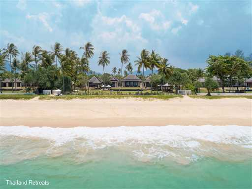 "<p>Villa Sundara is a 6 bedroom luxury beachfront and spacious villa located on Natai Beach in Phang Nga situated just north of Phuket. Facilities include 25m swimming pool, family room, multipurpose room/spa and large beachside lawns. Ideal for large families travelling with small children or a gathering of friends. <span style=""color: #000080;"">Reduced rates for the use of 4 bedrooms only with exclusive use of the whole villa.</span></p>  <p></p>  <p></p>"