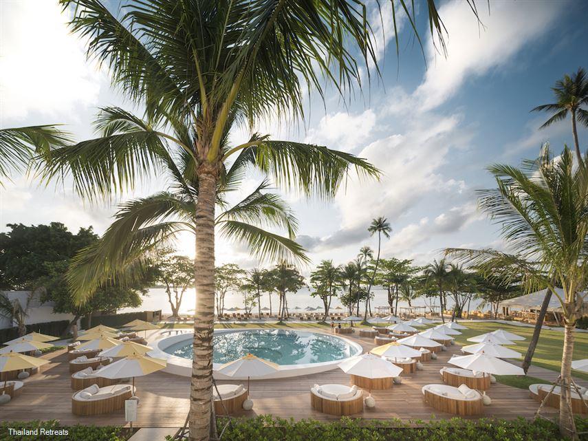 Sala Chaweng - Oceantfront Sala Pool Villa