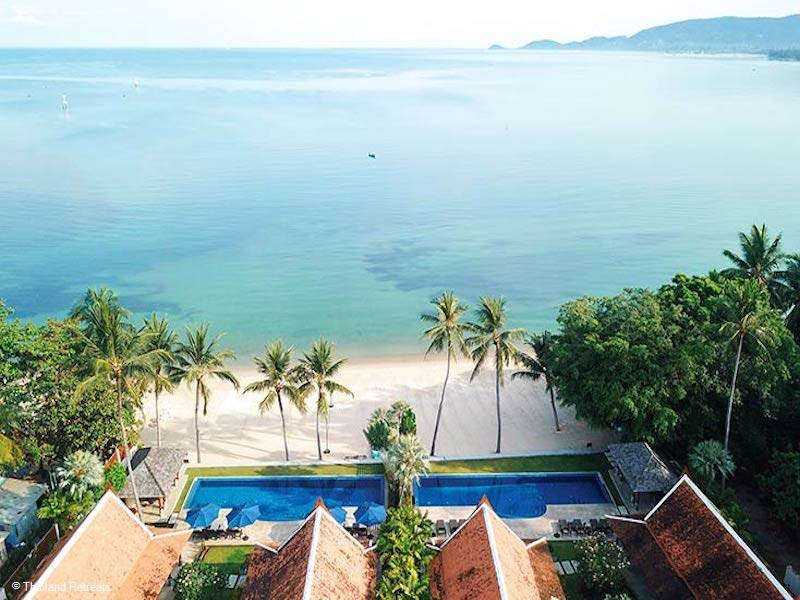 Our Beachfront or Waterfront Luxury Villas in Thailand