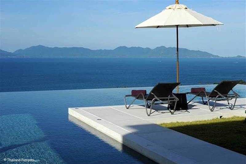 Our Villas with Stunning Panoramic Views