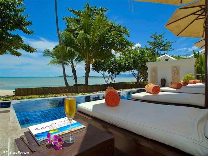 Koh Samui Beachfront Villas Plus