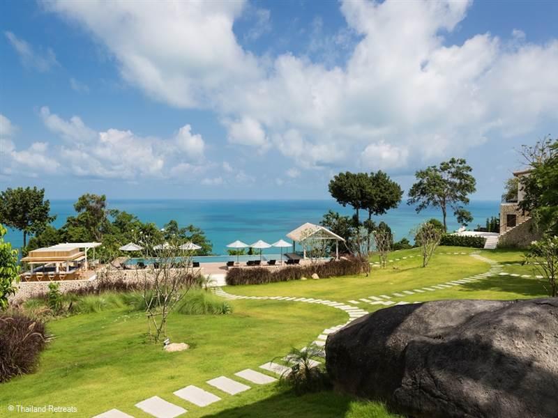 Villa Koh Koon - Koh Samui Signature Sea View Villas