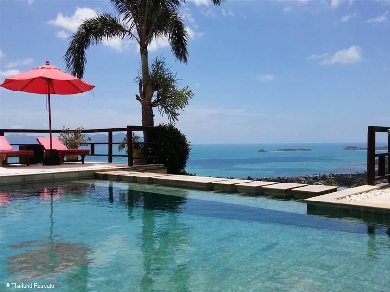 Koh Samui Sea View Villas Plus