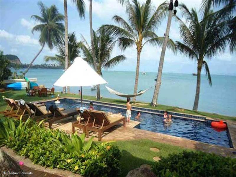 Koh Samui villas for families