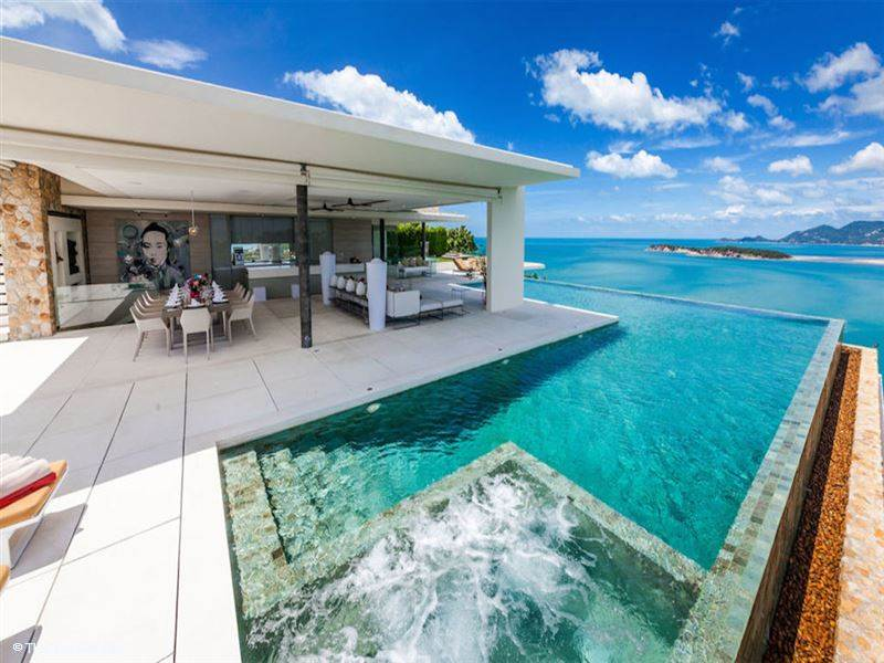 Luxury Villas in Koh Samui, Thailand