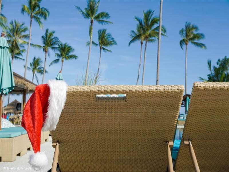 Thailand villas Christmas 2018 availability as at 31st Oct