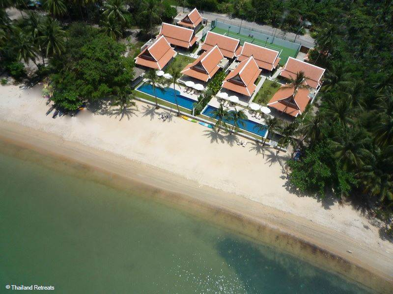 Villas in Koh Samui for Large Groups