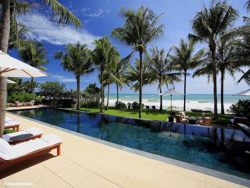 All Beachfront Villas in Phuket