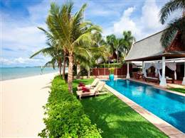 """<p><strong><span style=""""color: #339966;"""">Book a minimum of 5 nights at this villa for dates between 25th March - 9th April and enjoy the following</span></strong></p> <p><strong><span style=""""color: #339966;"""">Get 10% off when you stay for 5 nights and more</span></strong><br /> <br /><strong><span style=""""color: #339966;"""">Special Activity for Kids – Egg Painting Class</span></strong><br /> <br /><strong><span style=""""color: #339966;"""">Welcome Dinner of Traditional Thai Flavors of Thai Cuisine</span></strong></p> <p><strong><span style=""""color: #339966;""""></span></strong></p>"""